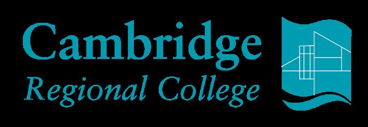 cambridge regional college logo
