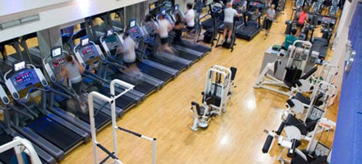 nuffield health covent garden gym flooring