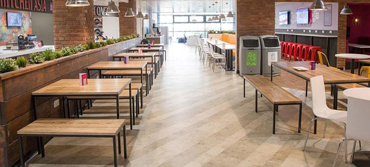university of wolverhampton flooring